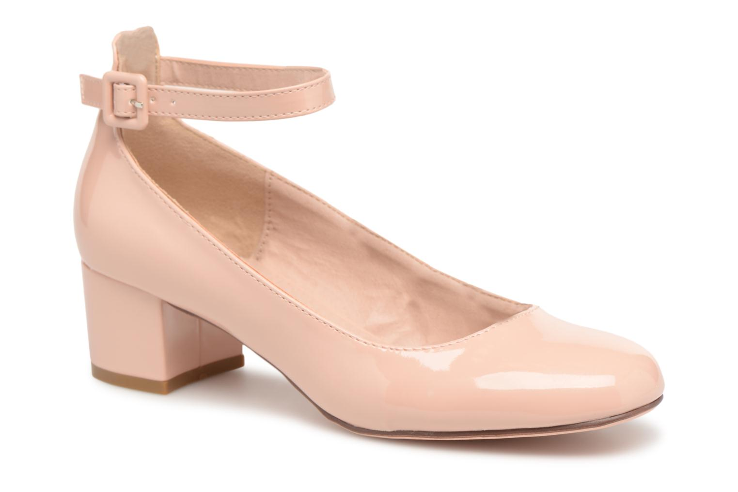 Ballet pumps I Love Shoes MCBOBY Pink detailed view/ Pair view