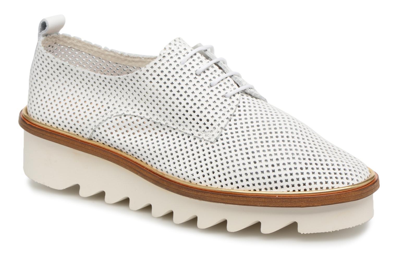Grandes descuentos últimos zapatos MAURICE manufacture Shum version 1 (Blanco) - Zapatos con cordones Descuento
