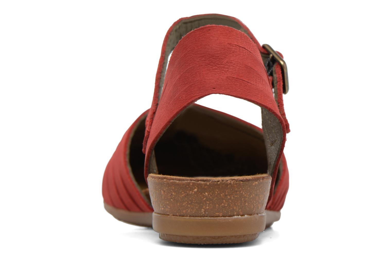 Grandes descuentos últimos zapatos El Naturalista Stella N5201 (Rojo) - Sandalias Descuento