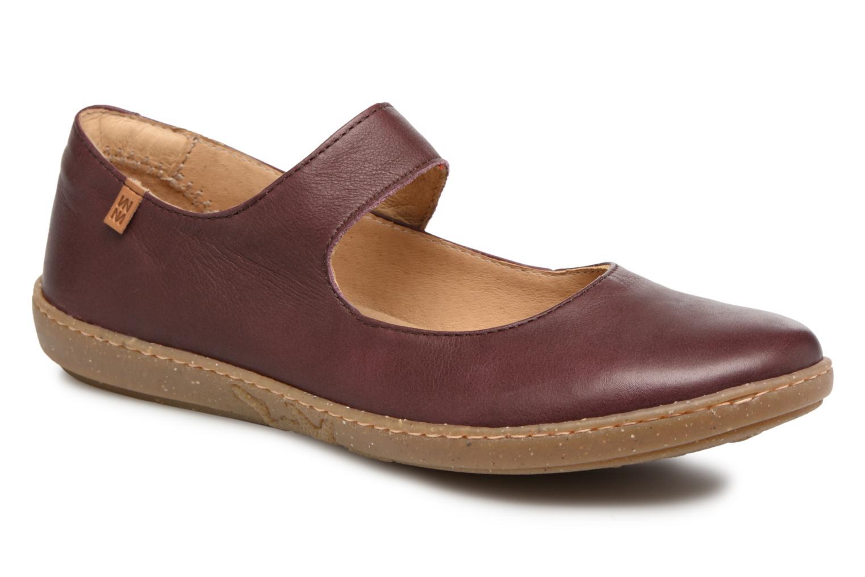 ZapatosEl Naturalista Coral N5301 (Vino) - Bailarinas mujer   Zapatos de mujer Bailarinas baratos zapatos de mujer 73accf