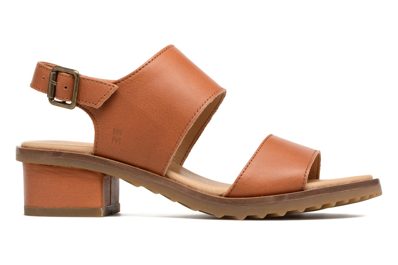 Sandales et nu-pieds El Naturalista Sabal N5010 Marron vue derrière