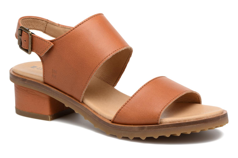 Sandales et nu-pieds El Naturalista Sabal N5010 Marron vue détail/paire