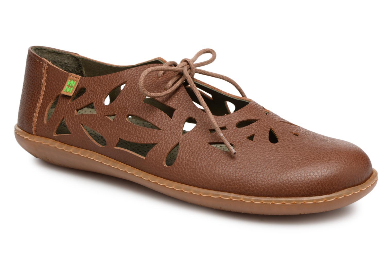 Grandes Naturalista descuentos últimos zapatos El Naturalista Grandes El Viajero N5271 (Marrón) - Zapatos con cordones Descuento 045e32