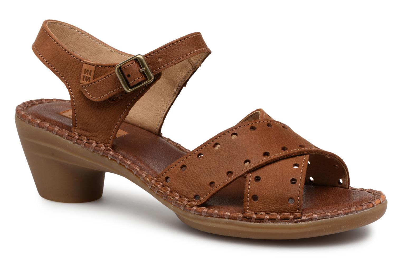 Grandes descuentos últimos zapatos El Naturalista Aqua N5325 (Marrón) - Sandalias Descuento