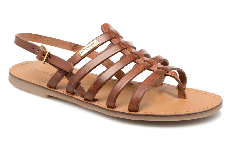 Zapatos promocionales Les Tropéziennes par M Belarbi Herilo (Marrón) - Sandalias   Venta de liquidación de temporada
