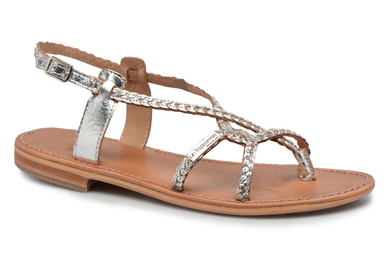 Marques Chaussure femme Les Tropéziennes par M Belarbi femme Bahamas Argent