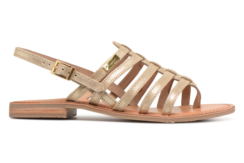 Sandales et nu-pieds Les Tropéziennes par M Belarbi Hariette Beige vue derrière