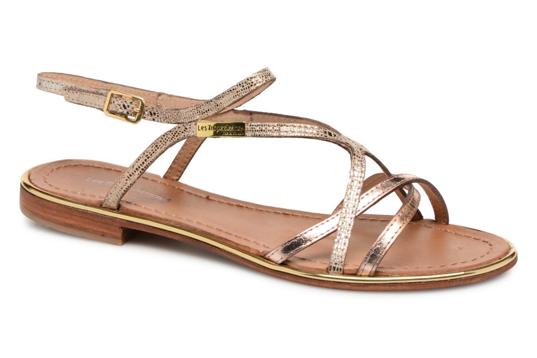 Zapatos promocionales Les Tropéziennes par M Belarbi Mure (Oro y bronce) - Sandalias   Los zapatos más populares para hombres y mujeres