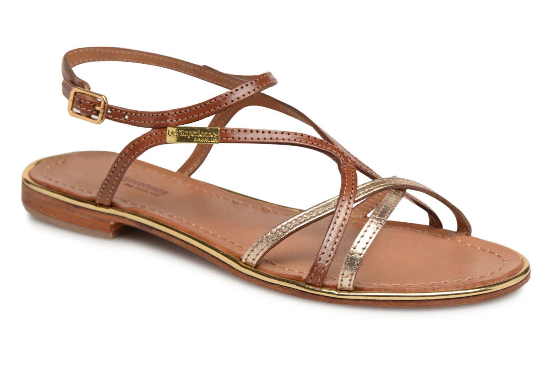 ZapatosLes Tropéziennes  par M Belarbi Mure (Marrón) - Sandalias  Tropéziennes  Gran descuento 6dae6e