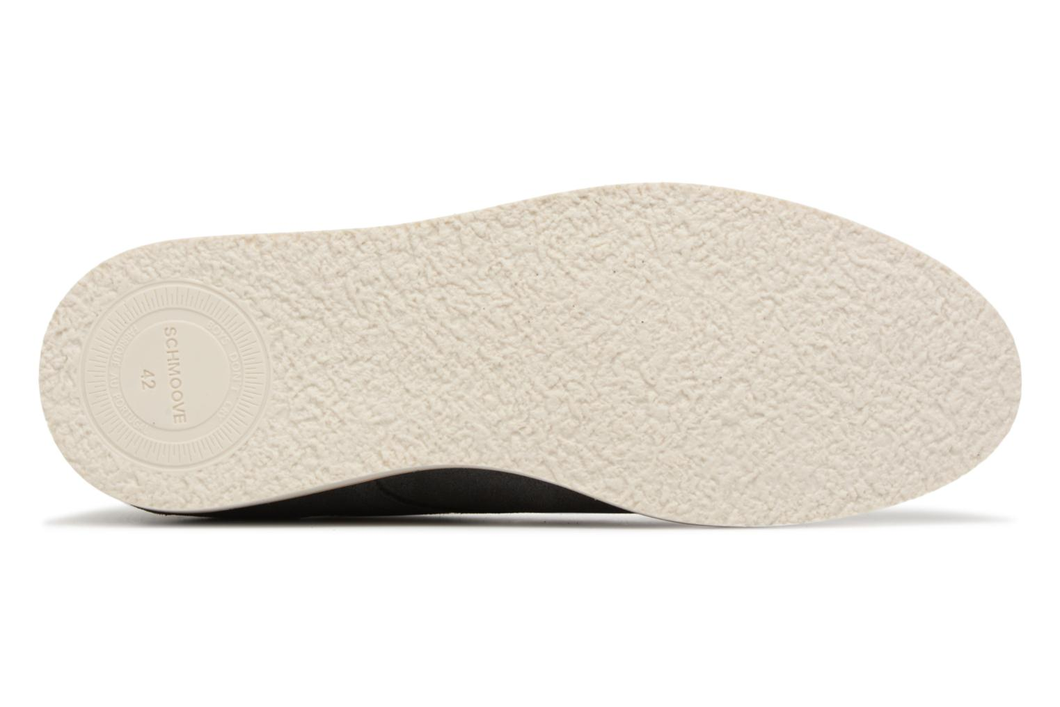Lace-up shoes Schmoove Fly Derby Suede Grey view from above