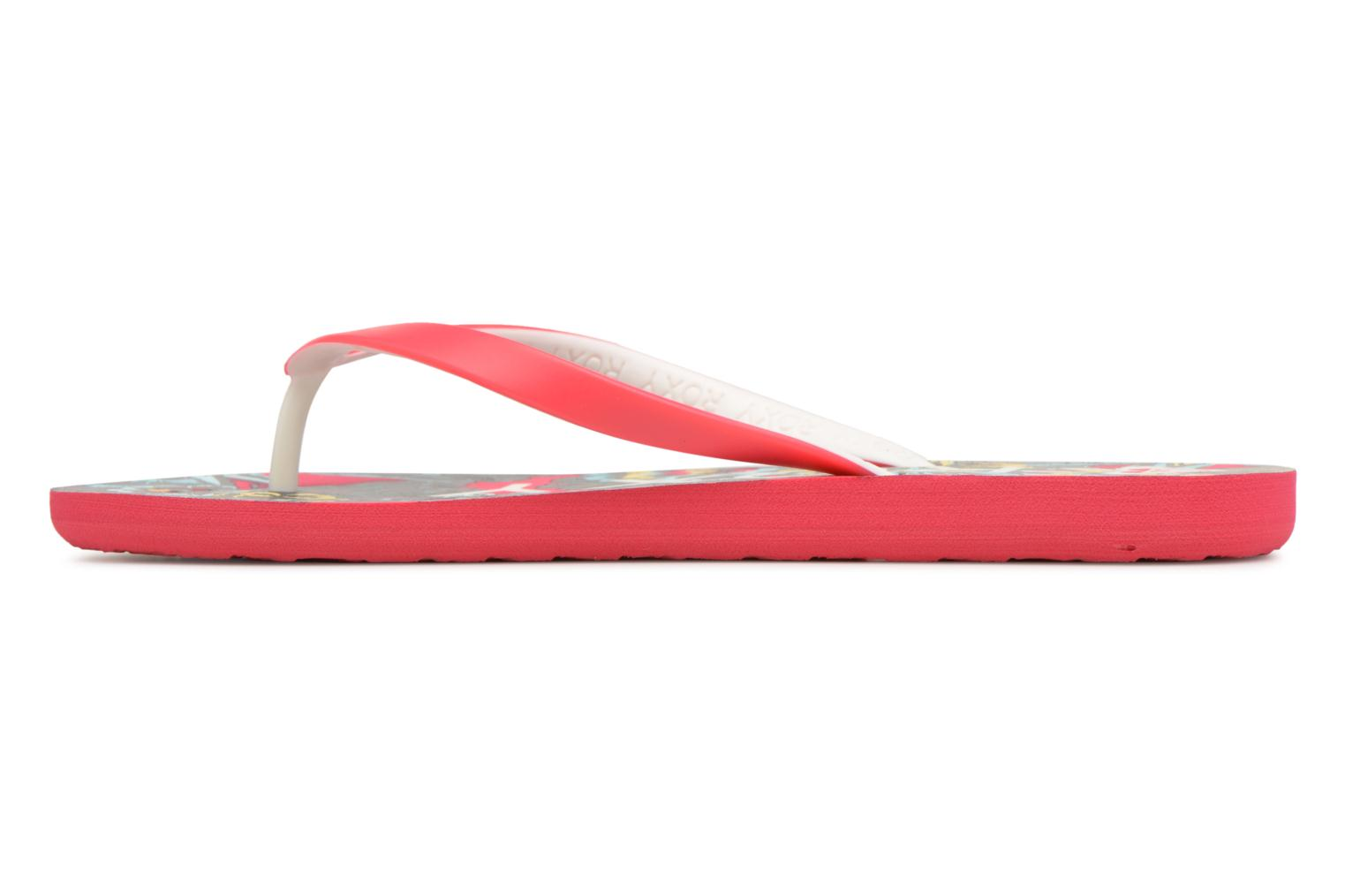 Tongs Roxy Tahiti VI Rose vue face