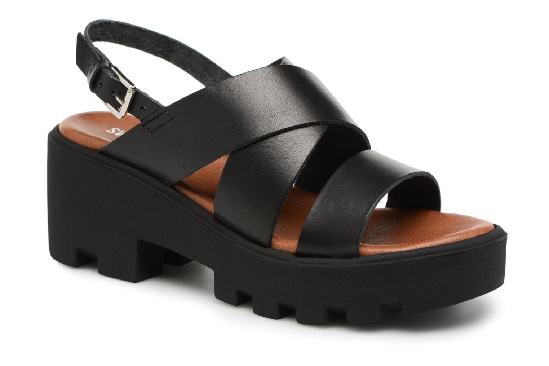Zapatos promocionales Sweet Lemon LUCERY (Negro) - Sandalias   Cómodo y bien parecido