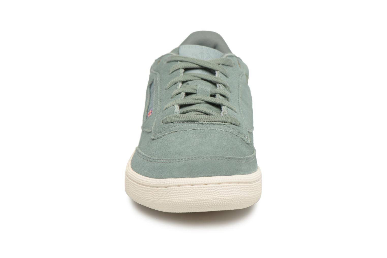 Sneakers Reebok Club C 85 Montana Cans Collaboration Groen model