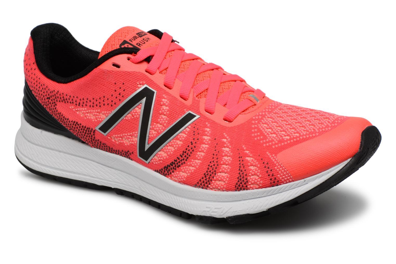New Balance WRUSH PE18 (Orange) - Chaussures de sport chez Sarenza (316242)