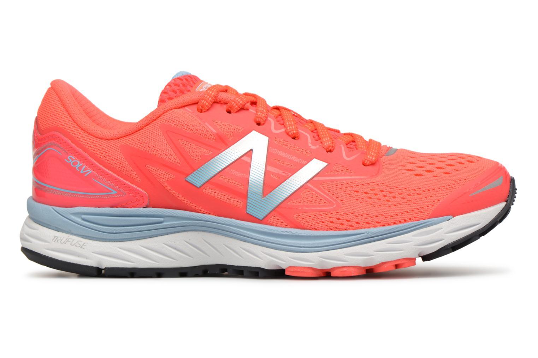 Chaussures de sport New Balance WSOLV Orange vue derrière