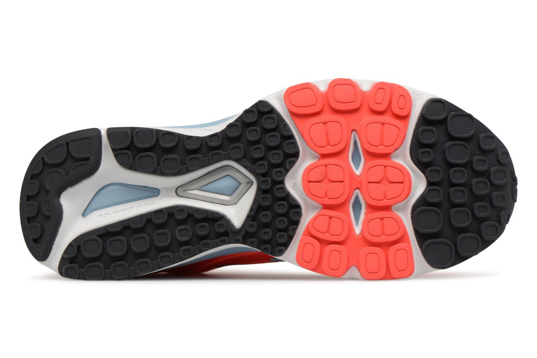 Chaussures de sport New Balance WSOLV Orange vue haut