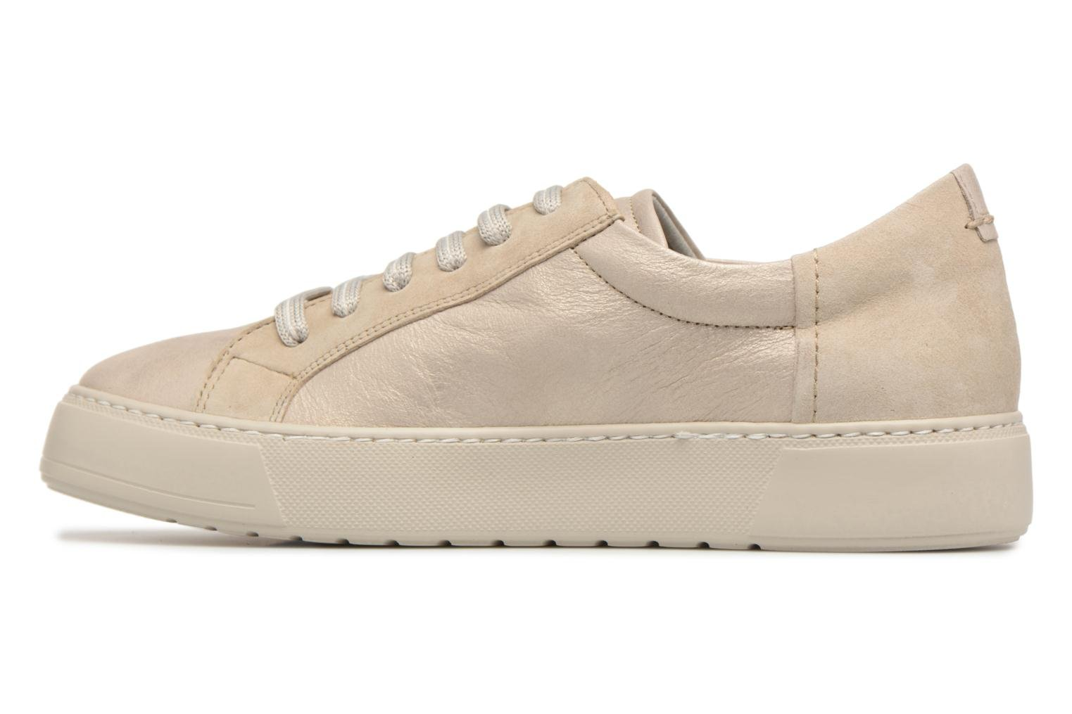 Trainers Dorking Bombay 7524 Beige front view