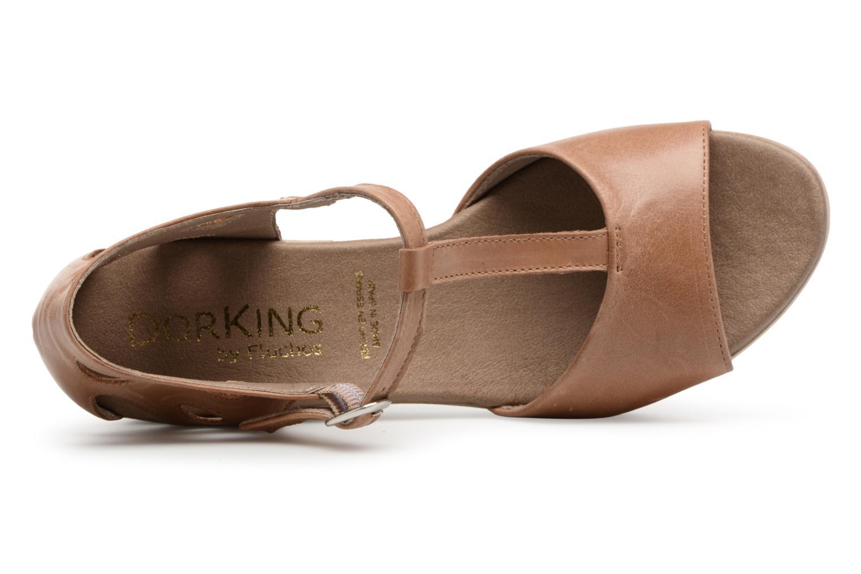 Zapatos promocionales Dorking Babor 7426 (Marrón) - Sandalias   Descuento de la marca