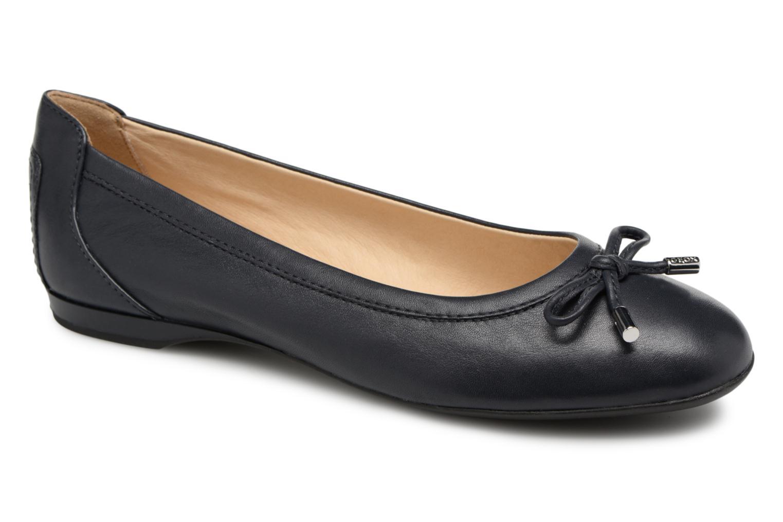 Grandes descuentos últimos zapatos Geox D LAMULAY D D825DD (Azul) - Bailarinas Descuento