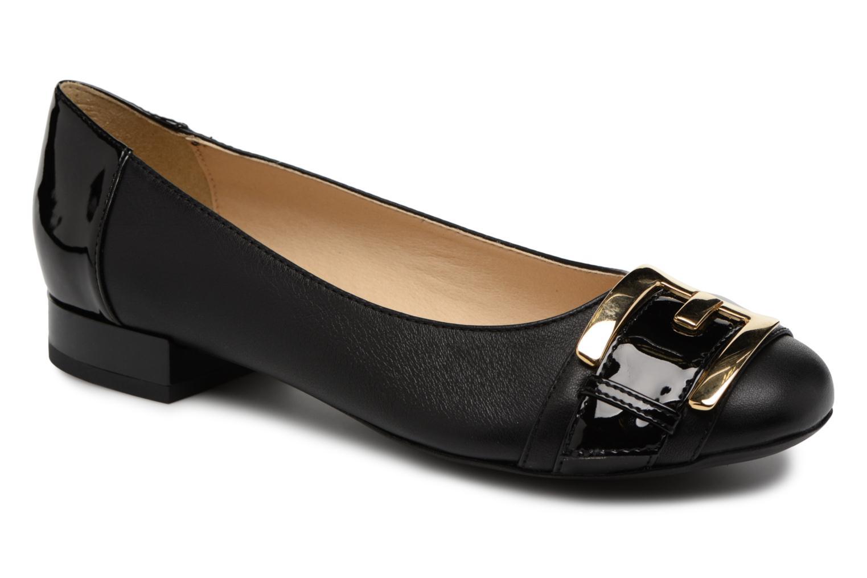 Grandes descuentos últimos E zapatos Geox D WISTREY E últimos D824GE (Negro) - Bailarinas Descuento 9a6aab