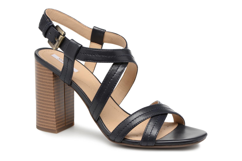 Zapatos promocionales Geox D AUDALIES H.S.A D824WA (Negro) - Sandalias   Casual salvaje