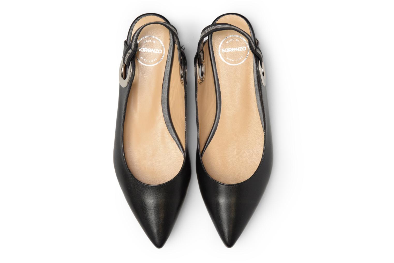 Ballerines Made by SARENZA 90's Girls Gang Ballerines #2 Noir vue portées chaussures