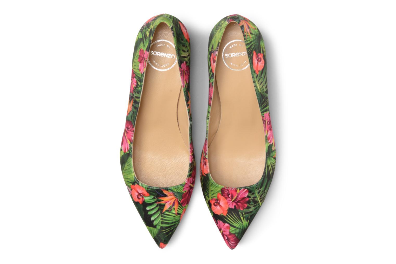 Escarpins Made by SARENZA 90's Girls Gang Escarpins #1 Vert vue portées chaussures