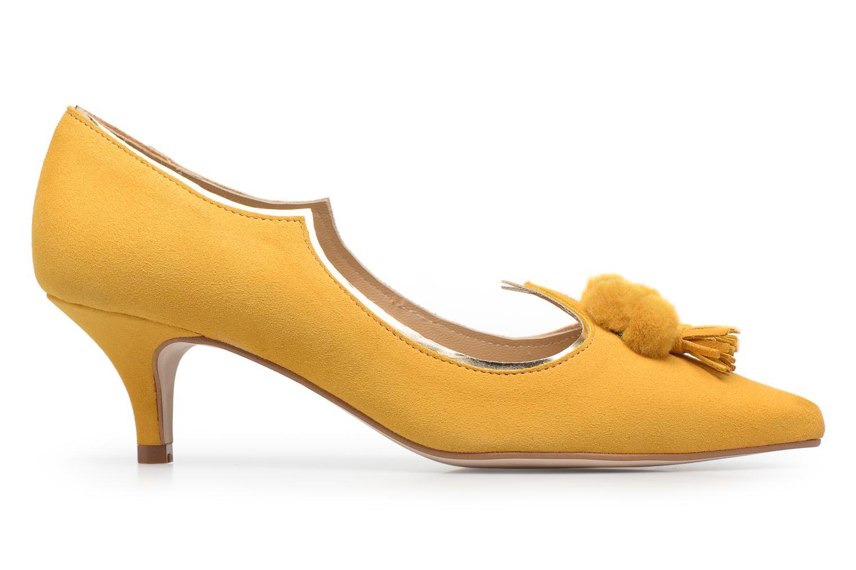 Marques Chaussure femme Made by SARENZA femme Bombay Babes Escarpins #2 Cuir velours noir