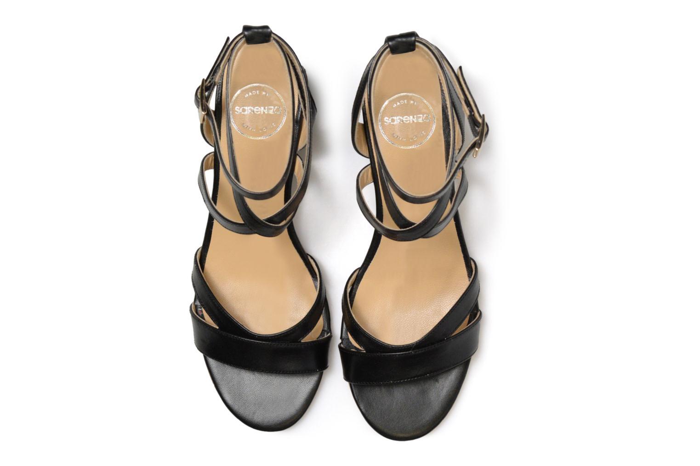 Los últimos zapatos de hombre y mujer Made by SARENZA Carioca Crew Sandales à Talons #1 (Negro) - Sandalias en Más cómodo