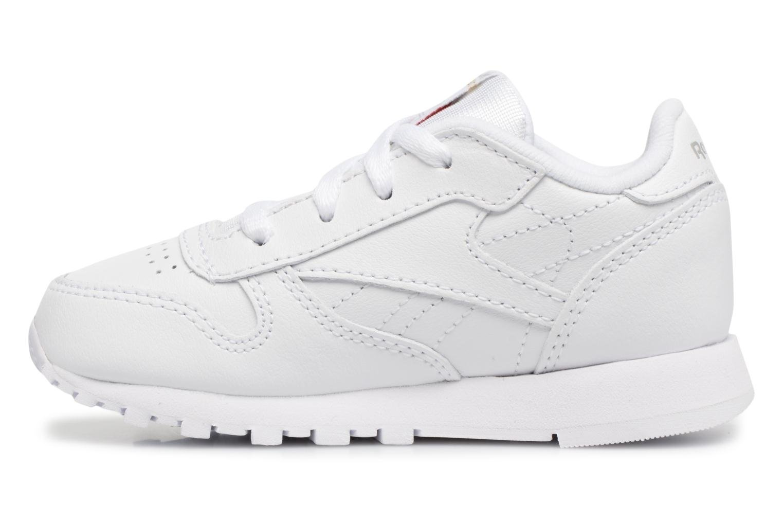 Sneakers Reebok Classic Leather I Wit voorkant