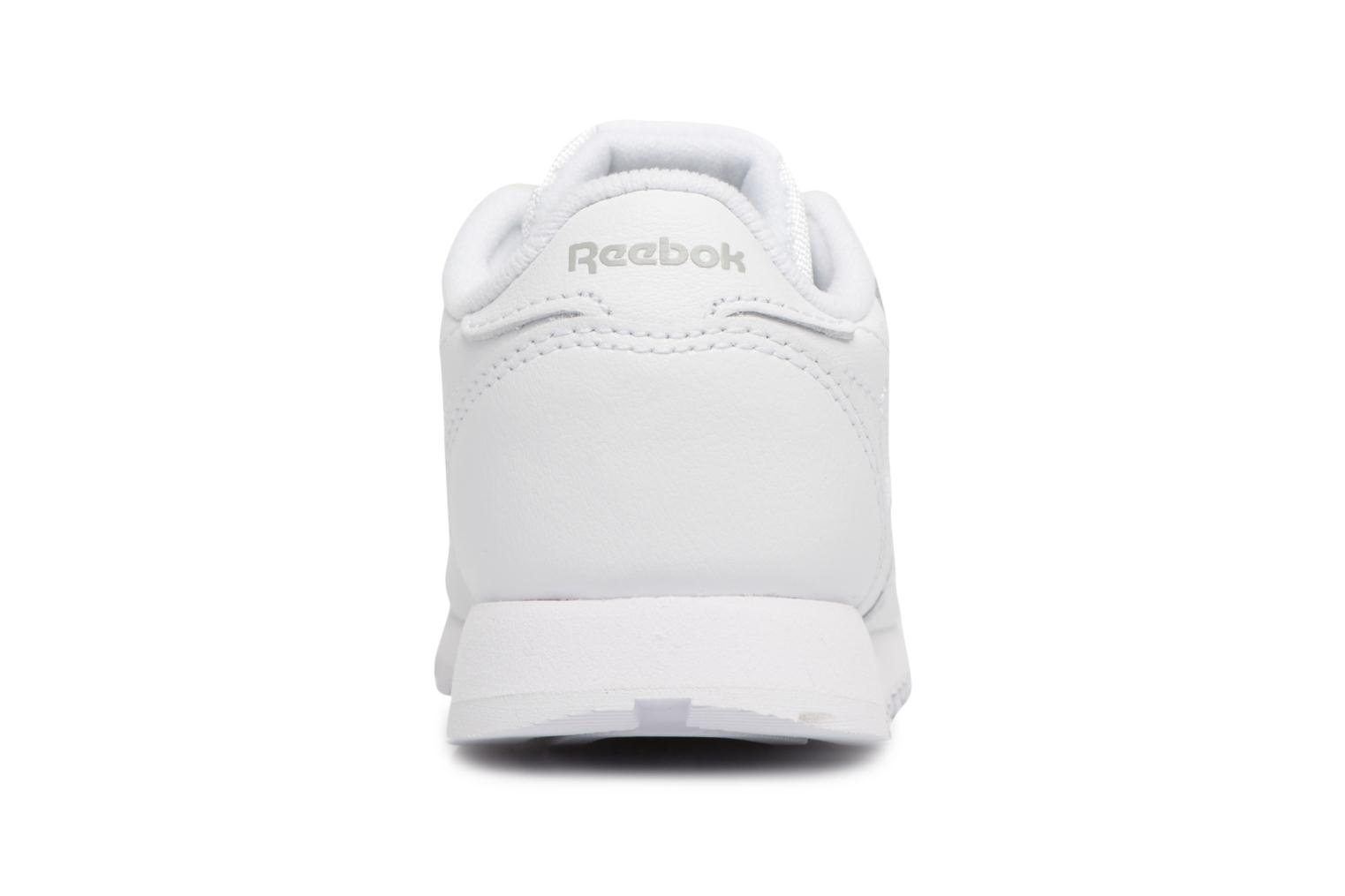 Baskets Reebok Classic Leather I Blanc vue droite