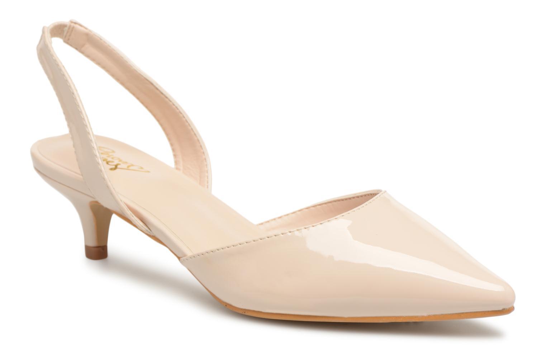 Escarpins I Love Shoes CALANE Beige vue détail/paire