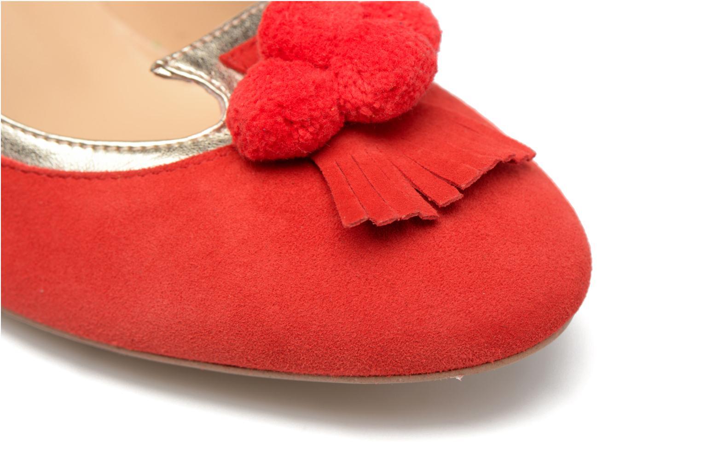 Escarpins Made by SARENZA Bombay Babes Escarpins #1 Rouge vue gauche