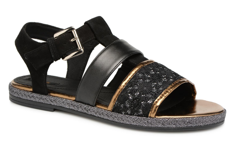 Geox Kolleen D G Descuentos Zapatos S825sgnegro Grandes Últimos q5Rj34LA