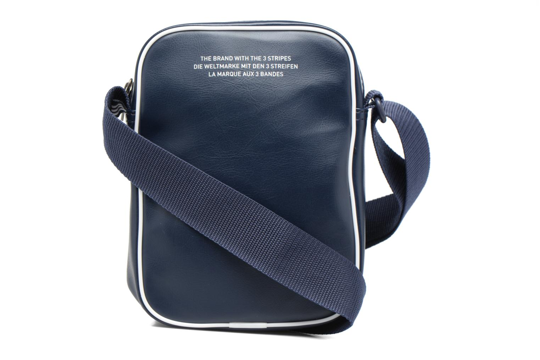 Sacs homme Adidas Originals Mini Bag Vint Bleu vue face