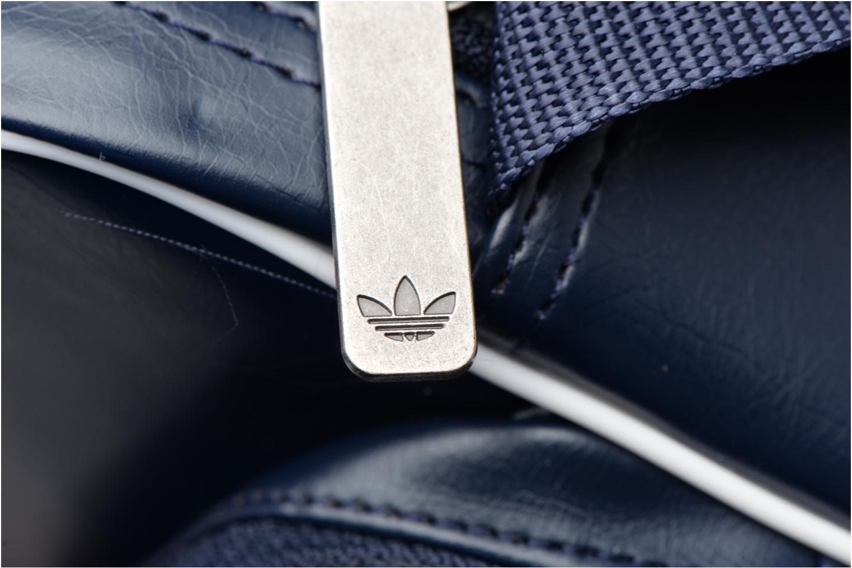 Sacs homme Adidas Originals Mini Bag Vint Bleu vue gauche