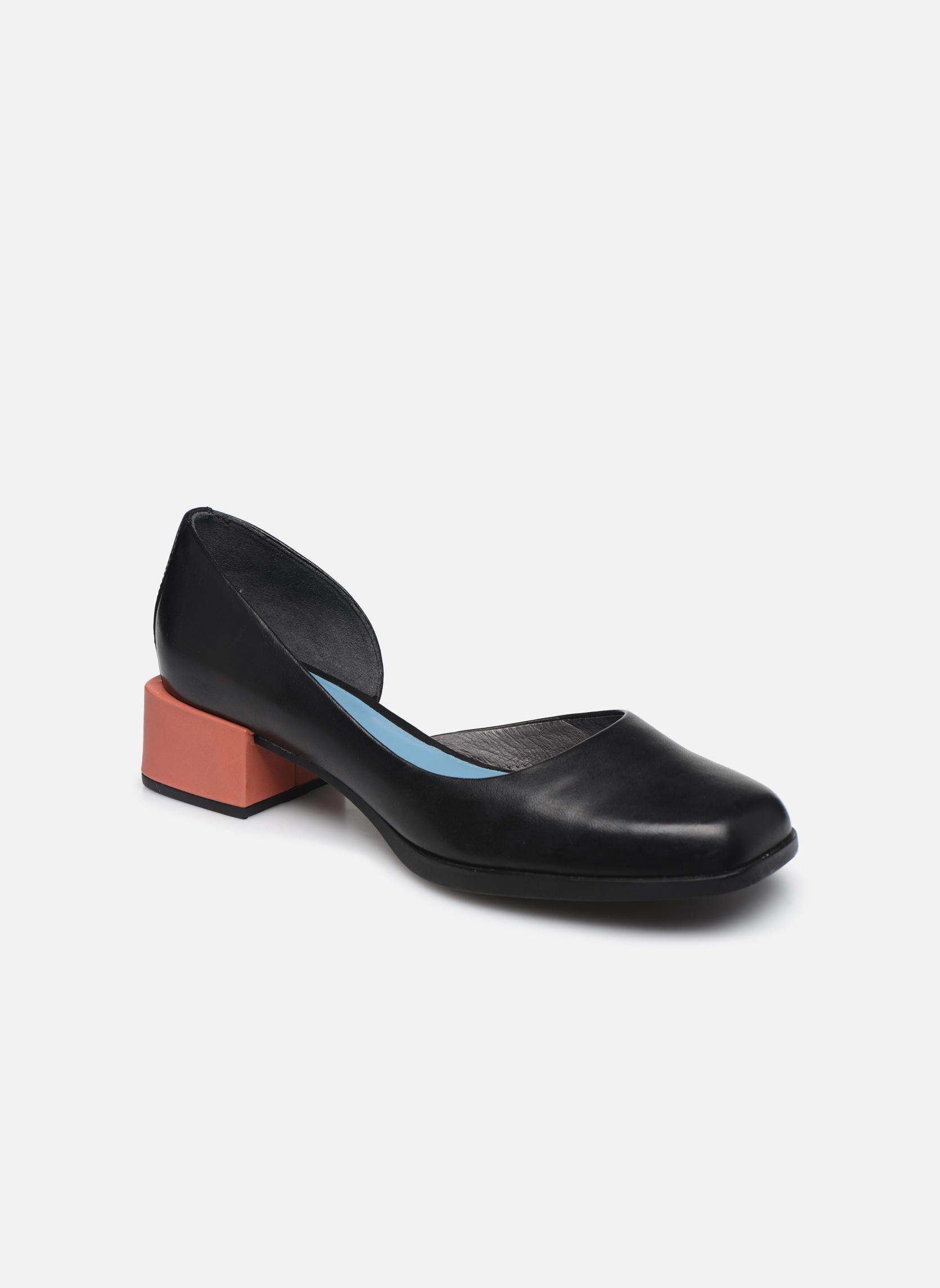 Grandes descuentos últimos zapatos Camper Kobo 4 (Negro) - Zapatos de tacón Descuento