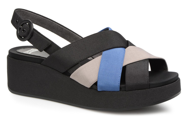 Zapatos promocionales Camper Misia 6 (Negro) - Sandalias   Zapatos casuales salvajes