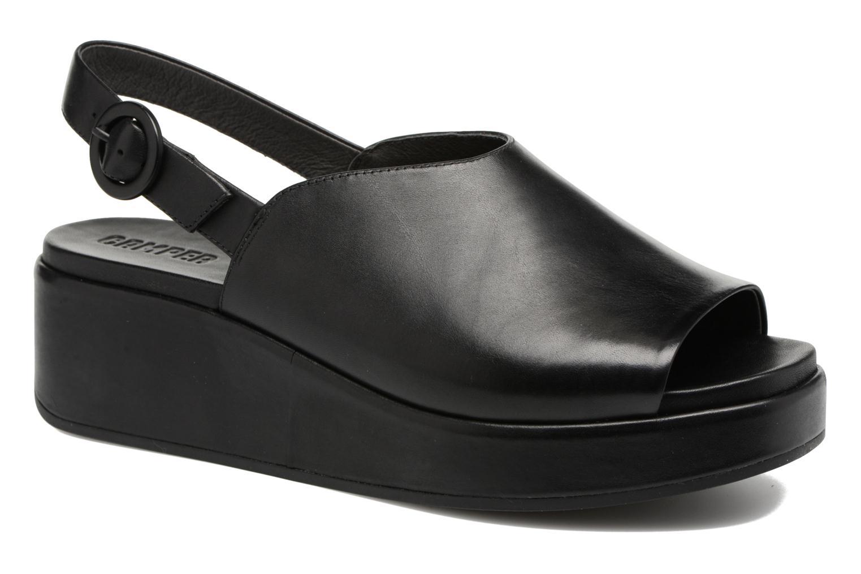 Los zapatos más populares para hombres y mujeres Camper Misia 7 (Negro) - Sandalias en Más cómodo