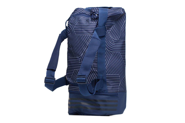Sporttaschen Adidas Performance CVRT 3S Duf S blau ansicht von links