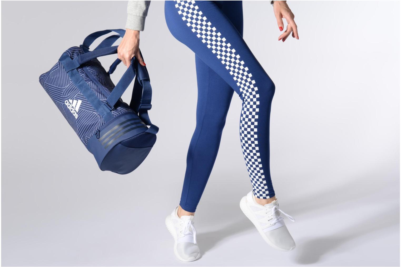 Sporttaschen Adidas Performance CVRT 3S Duf S blau ansicht von oben
