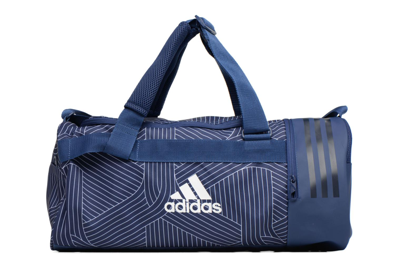 Sporttaschen Adidas Performance CVRT 3S Duf S blau detaillierte ansicht/modell