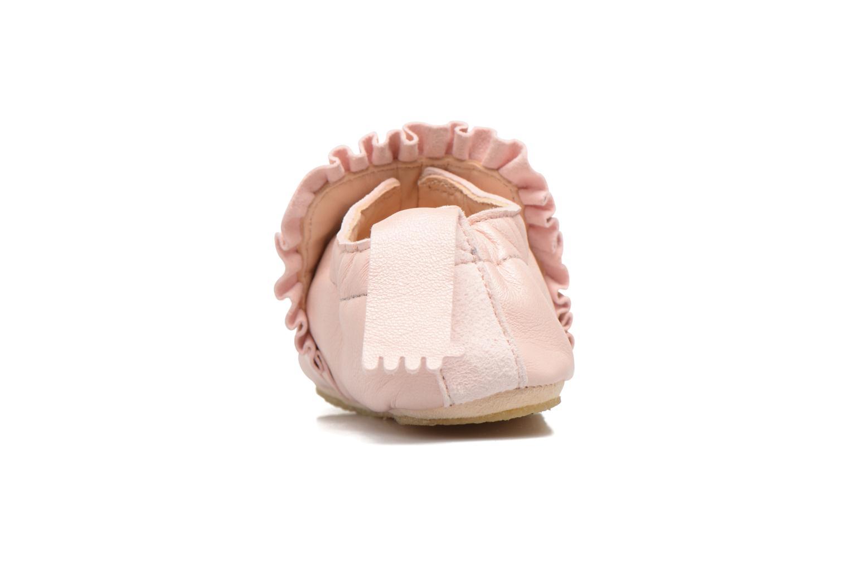 Pantoffels Easy Peasy Blublu Froufrou Roze achterkant