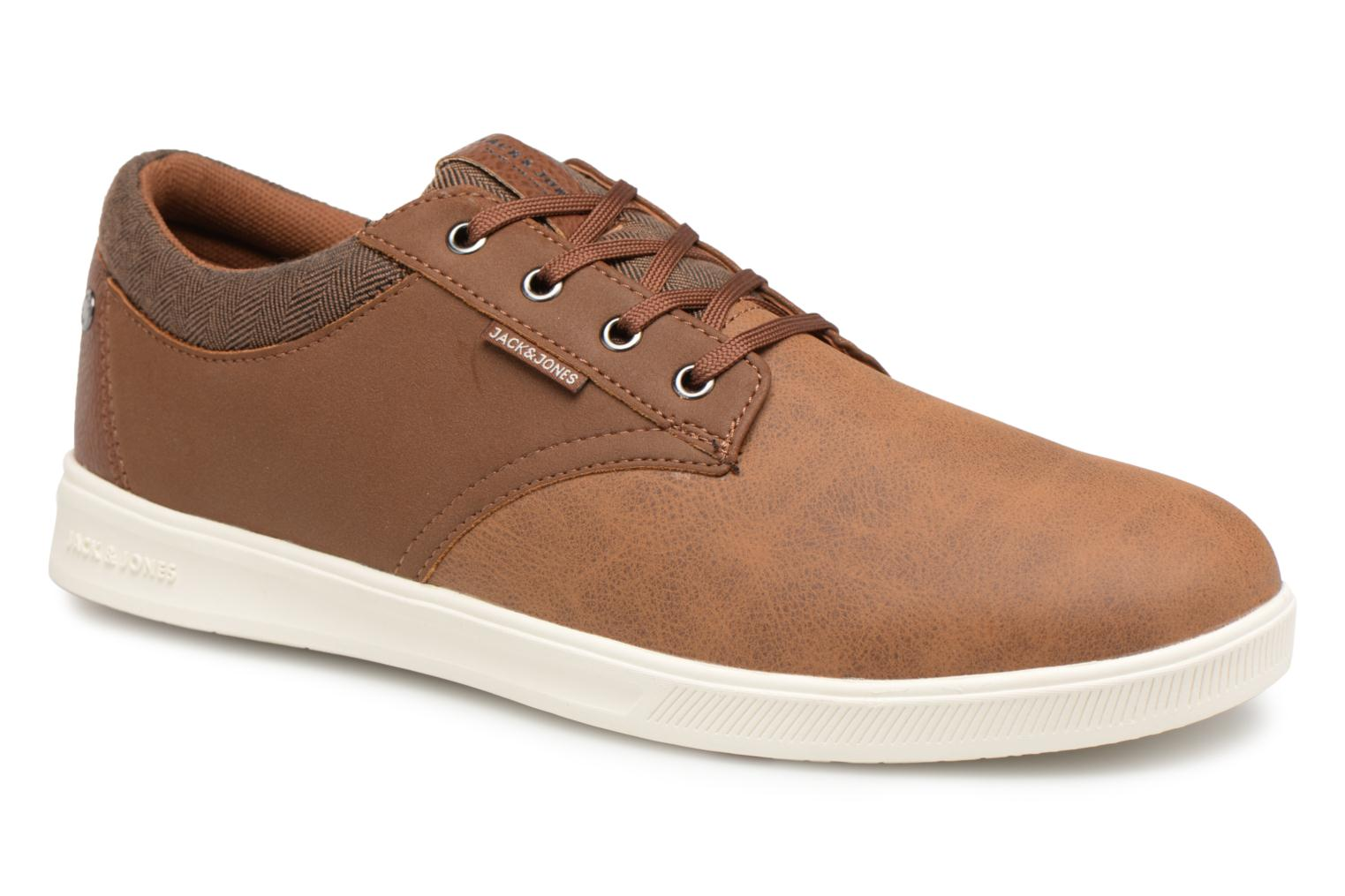 Jack & Jones JFW Gaston Pu Combo (Marron) - Baskets chez Sarenza (317006)