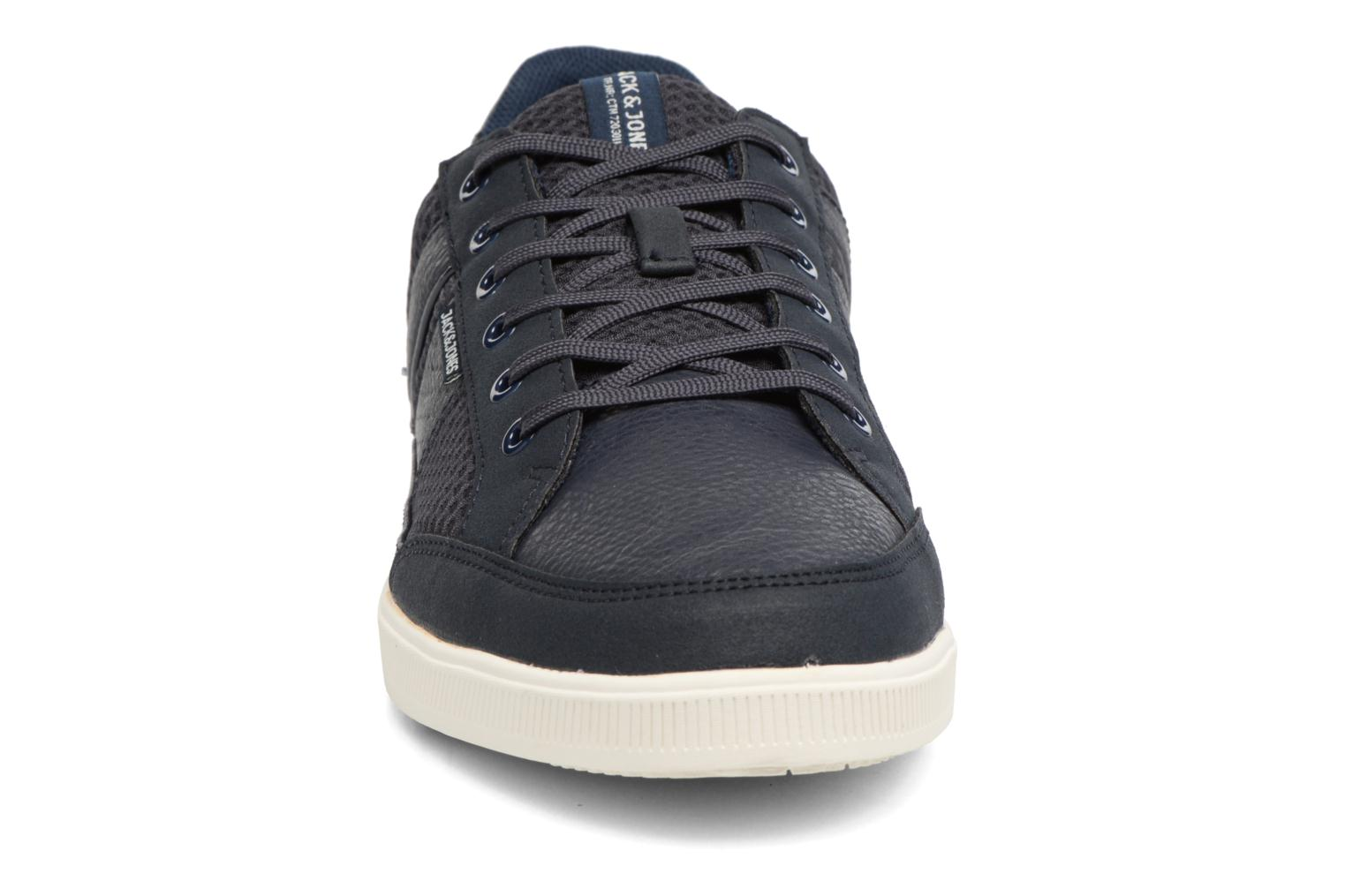 Sneakers Jack & Jones JFW Rayne Mesh Mix Blauw model