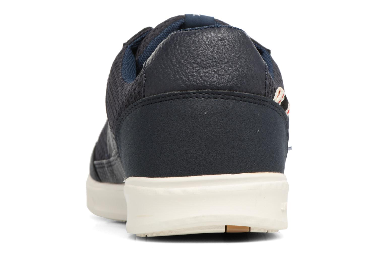 Sneakers Jack & Jones JFW Rayne Mesh Mix Blauw rechts