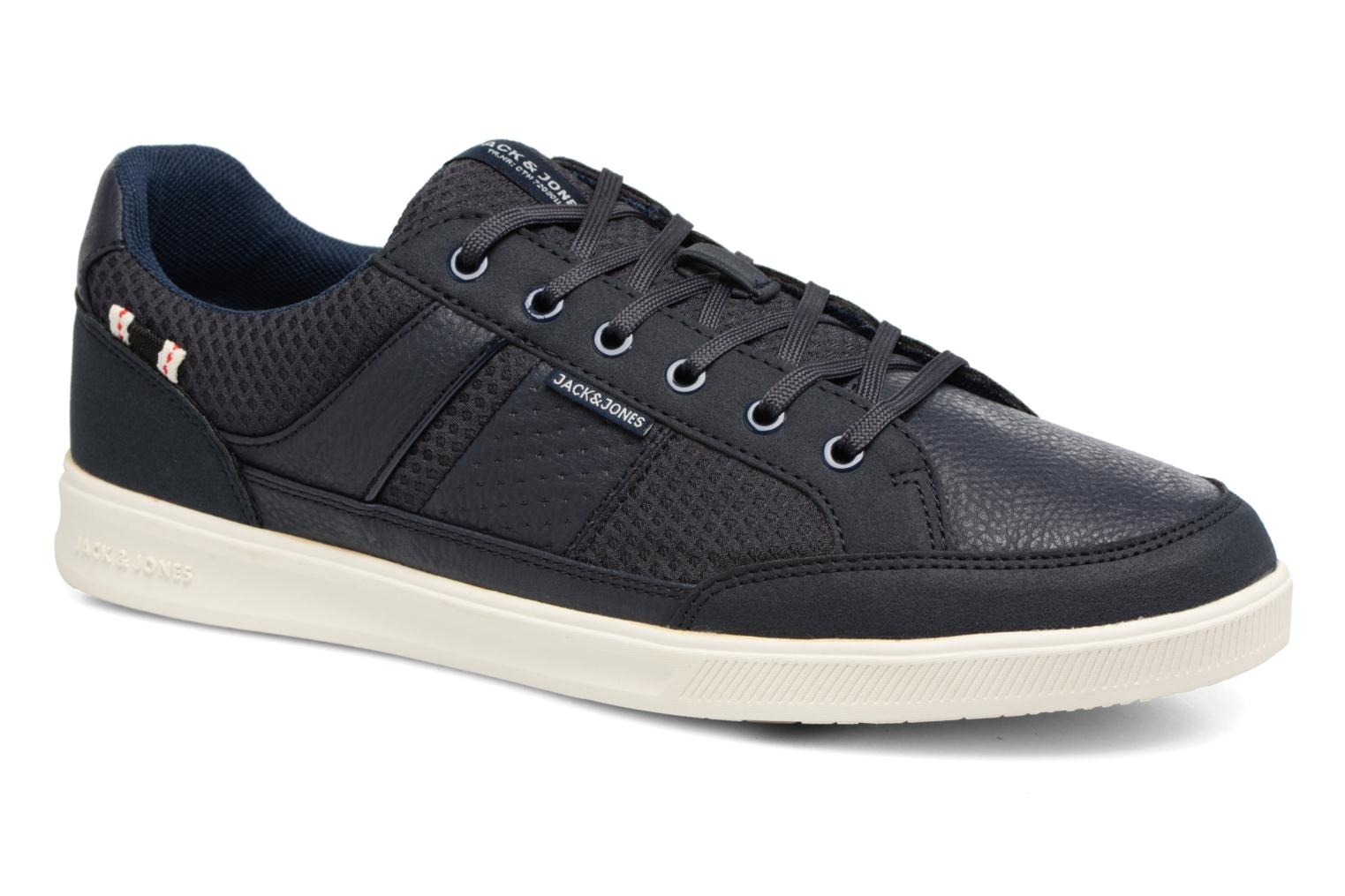 Sneakers Jack & Jones JFW Rayne Mesh Mix Blauw detail