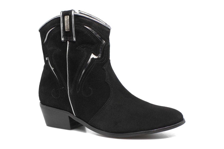 Grandes descuentos últimos zapatos Les Tropéziennes par M Belarbi Texas (Negro) - Botines  Descuento