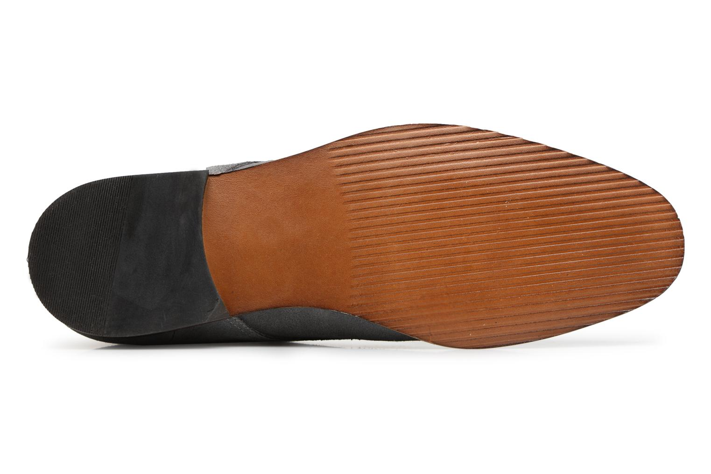 Bottines et boots Mr SARENZA Stall Gris vue haut