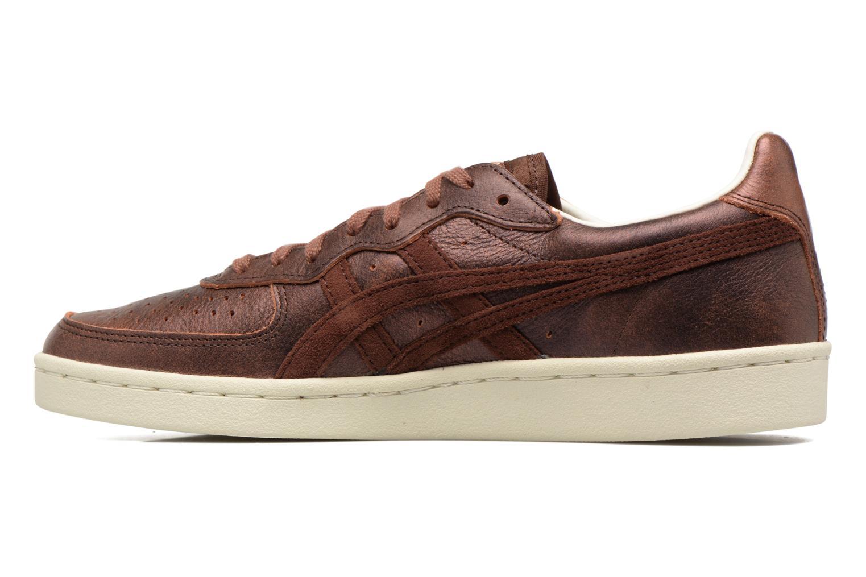 Sneakers Asics Gsm Bordeaux voorkant